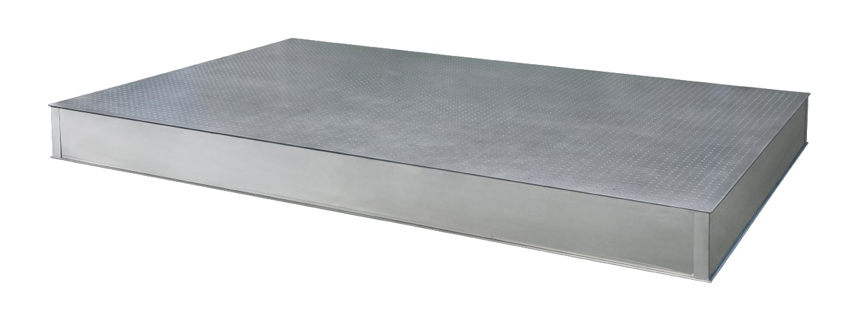 Non-magnetic-Stainless-Steel-Optical-Table-Top
