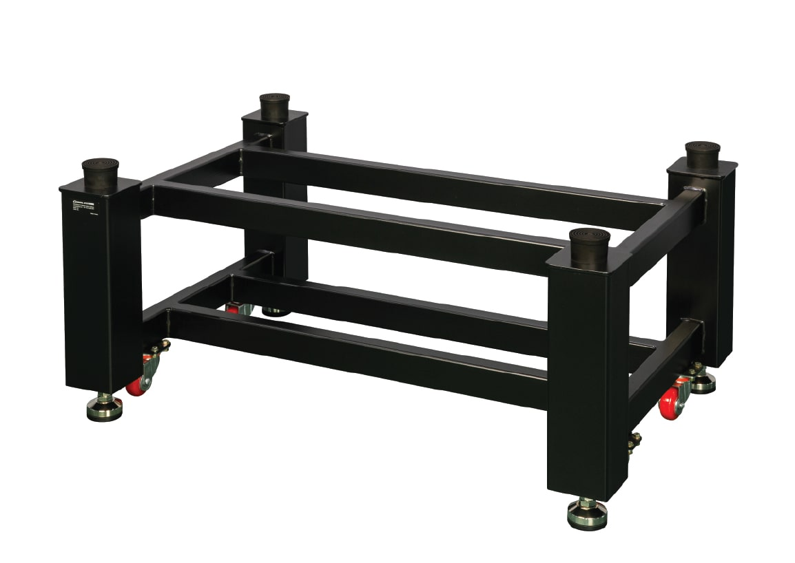 Rigid-Support-with-Tie-Bars-and-Casters