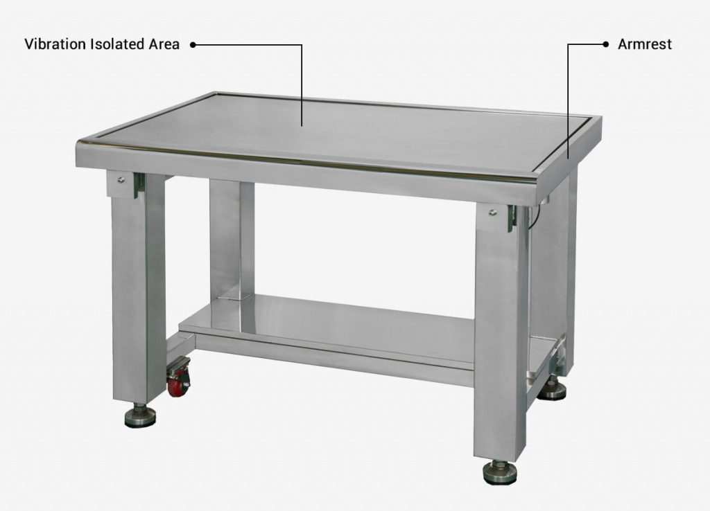 DVID-C-Cleanroom-Vibration-Isolation-Workstation