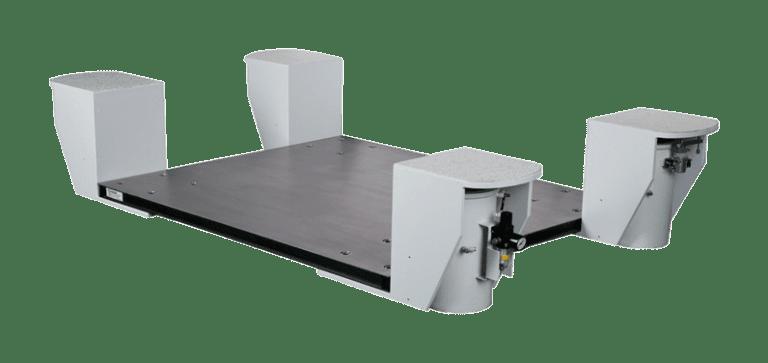 DVIP-C-Cradle-Pneumatic-Vibration-Isolation-Platform