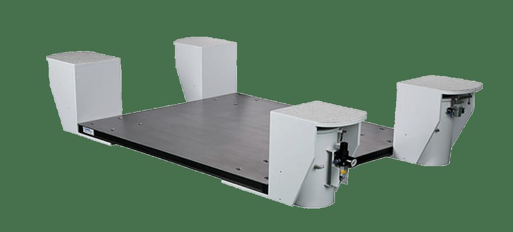 DVIP-C Cradle Pneumatic Vibration Isolation Platform