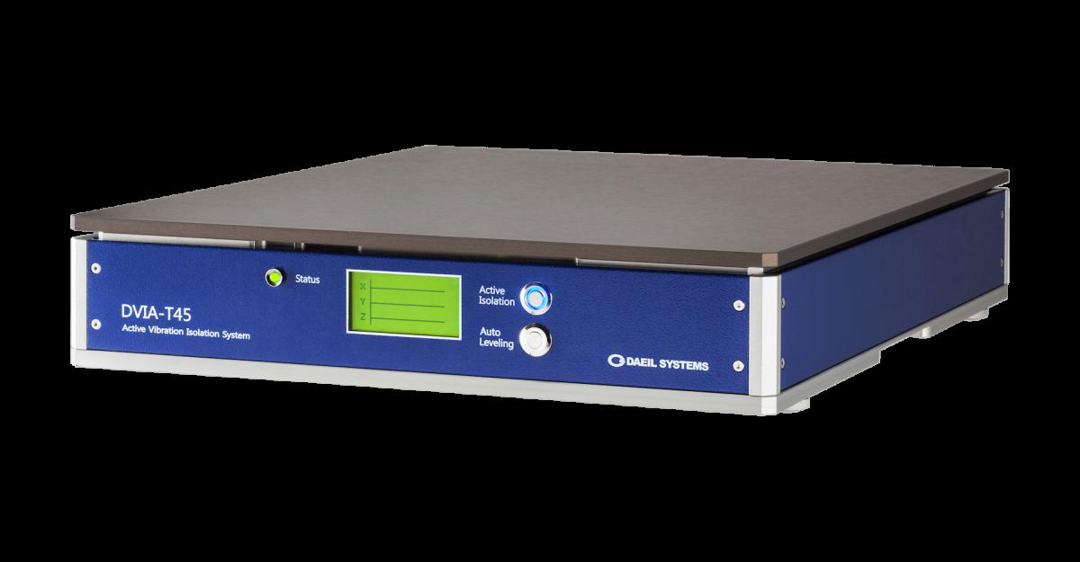 DVIA-T Tabletop Active Vibration Isolation Platform